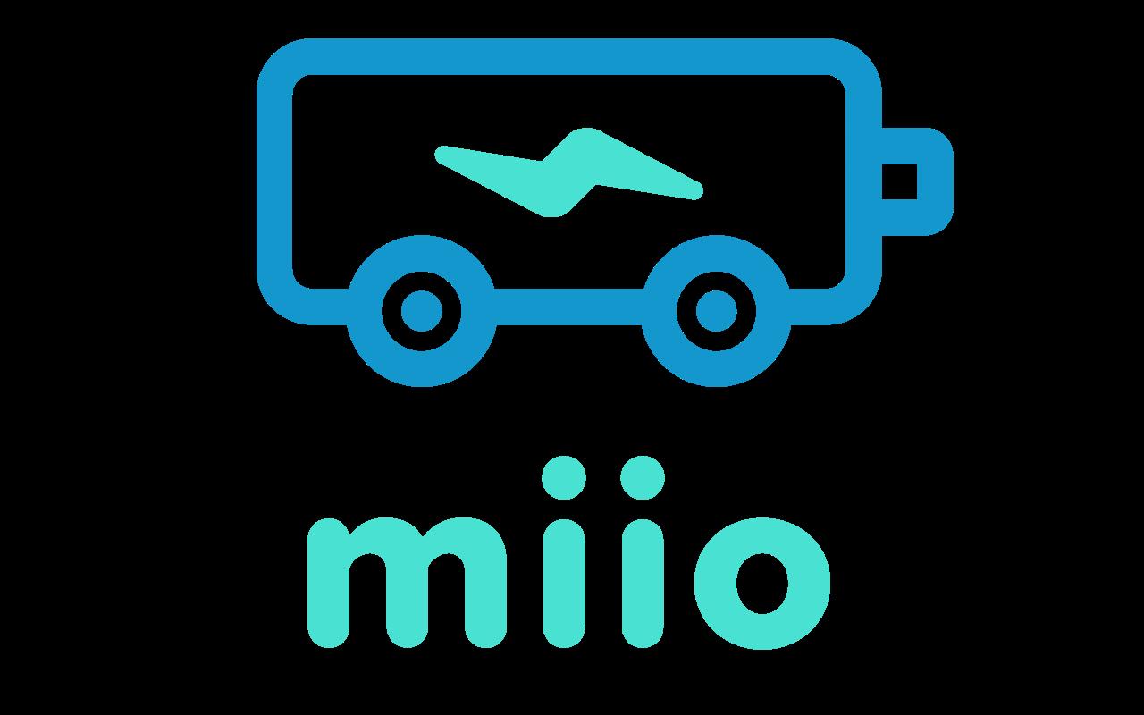 Logo der Ladekarte von Miio