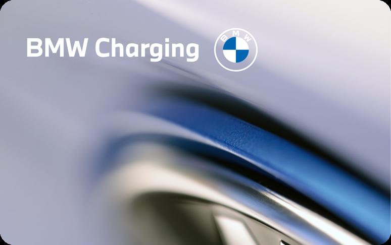 Logo der Ladekarte von BMW Charging Flex