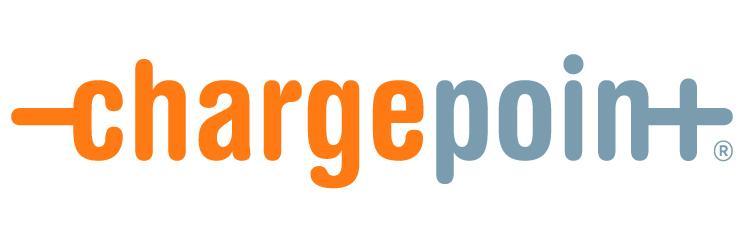 Logo der Ladekarte von Chargepoint (US)