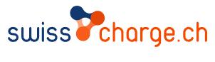 Logo der Ladekarte von Swiss Charge