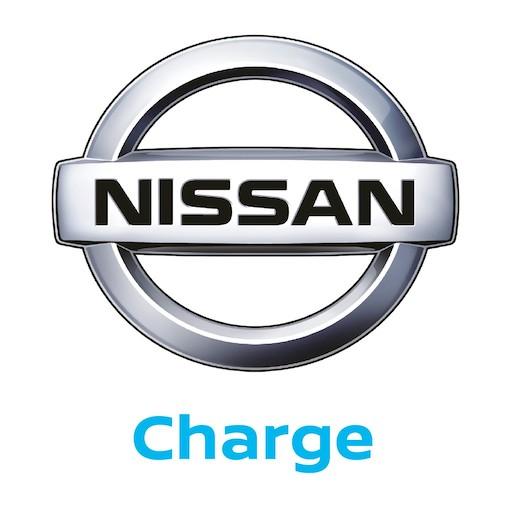 Logo der Ladekarte von Nissan Charge