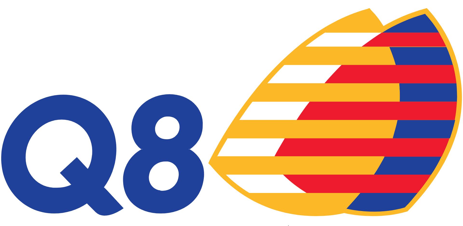 Logo der Ladekarte von Q8 Electric