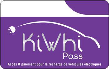 Logo der Ladekarte von Kiwhi