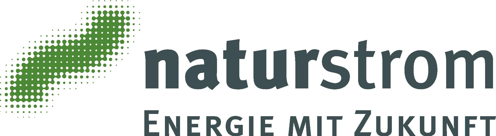Logo der Ladekarte von Naturstrom