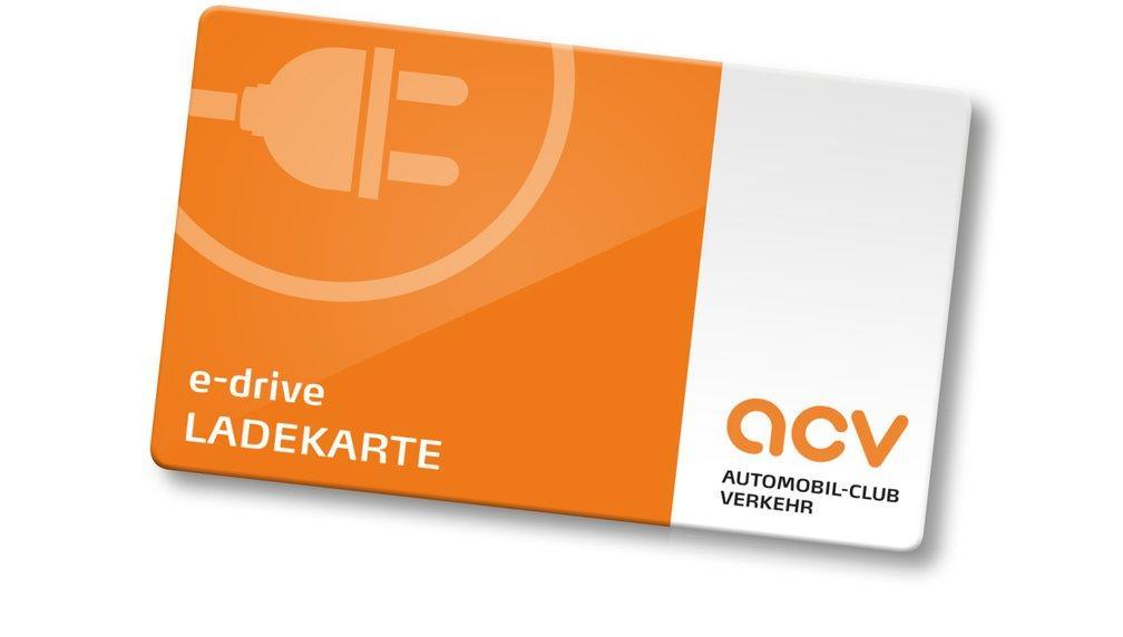 Logo der Ladekarte von ACV Automobil-Club Verkehr