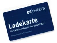 Logo der Ladekarte von BS Energy