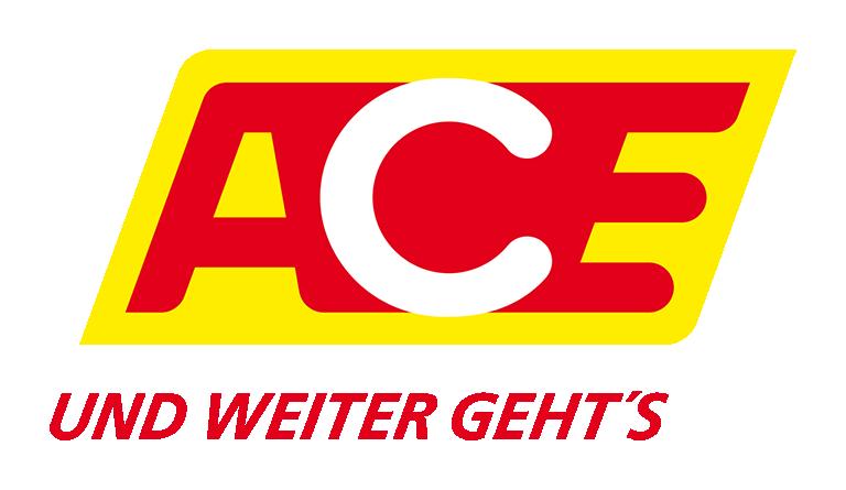 Logo der Ladekarte von ACE