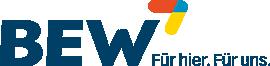 Logo der Ladekarte von BEW Lokalstrom mobil