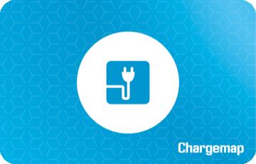 Logo der Ladekarte von Chargemap pass