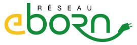 Logo der Ladekarte von eBorn