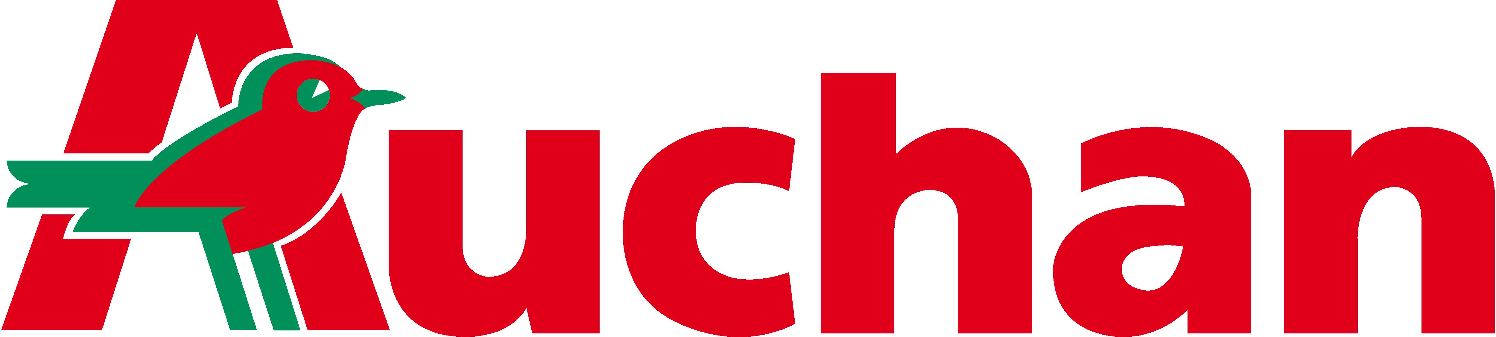Logo der Ladekarte von Auchan