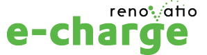 Logo der Ladekarte von Renovatio E-Charge