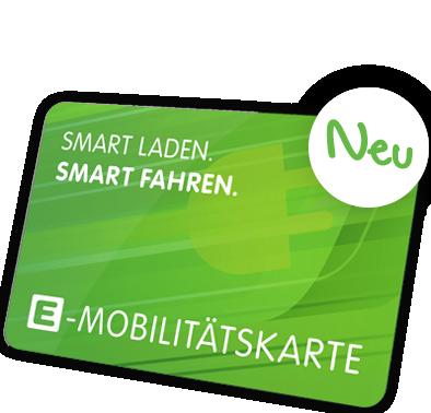 Logo der Ladekarte von Steiermark Easyflex