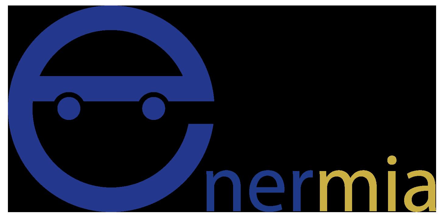 Logo der Ladekarte von Enermia