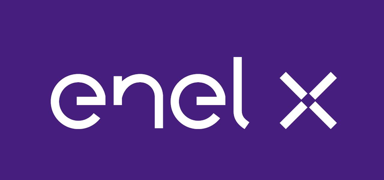 Logo der Ladekarte von Enel-X Juicepass