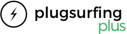 Logo der Ladekarte von Plugsurfing Plus NL & BE