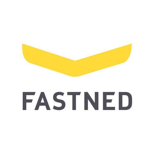 Logo der Ladekarte von Fastned  Gold Member