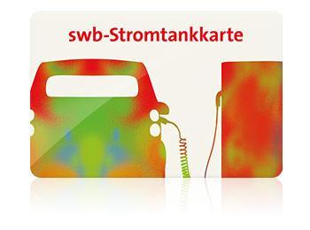 Logo der Ladekarte von SW Bremen