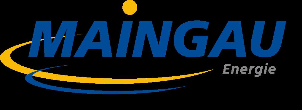 Logo der Ladekarte von Maingau | Einfach Strom Laden