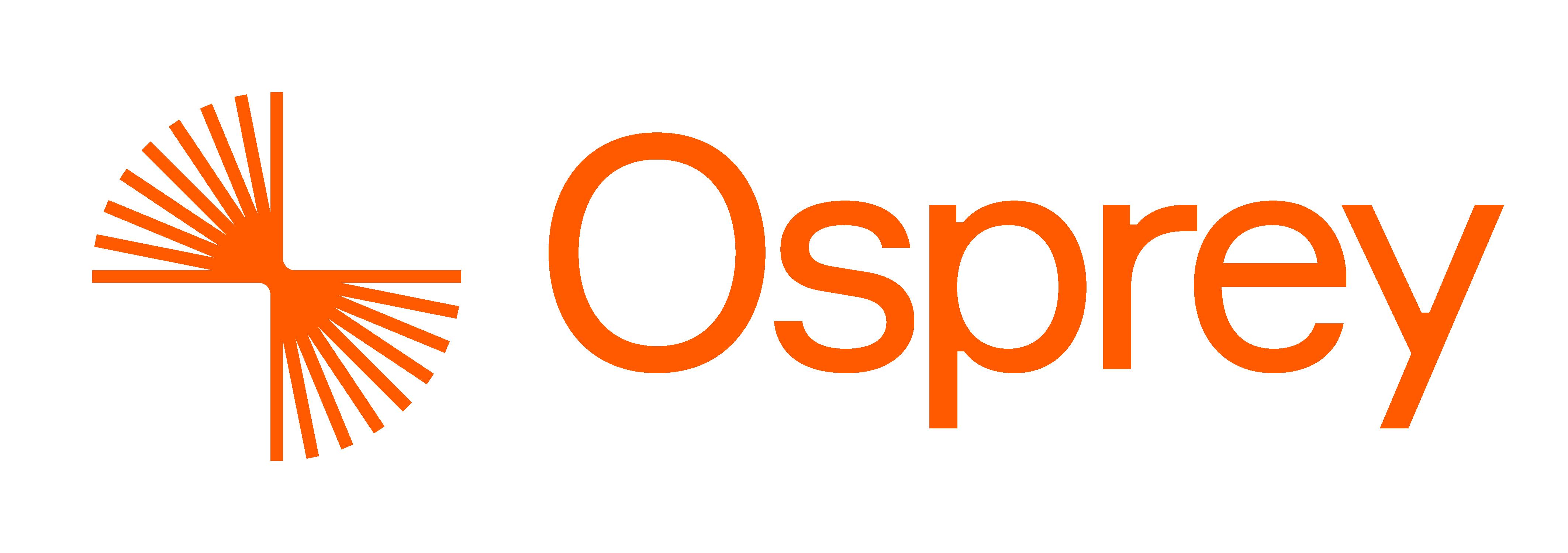 Logo der Ladekarte von Osprey