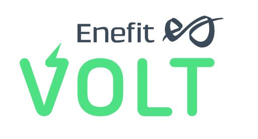 Logo der Ladekarte von Enefitvolt