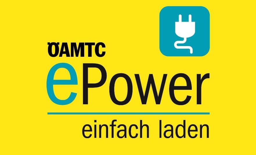 Logo der Ladekarte von ÖAMTC ePower