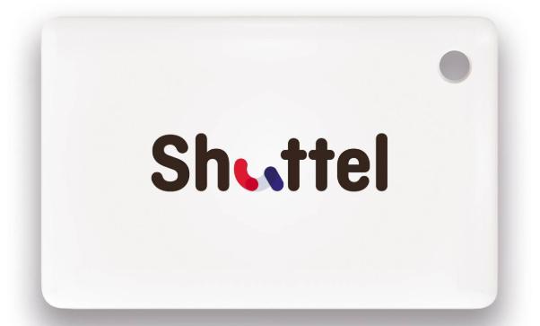Logo der Ladekarte von Shuttel
