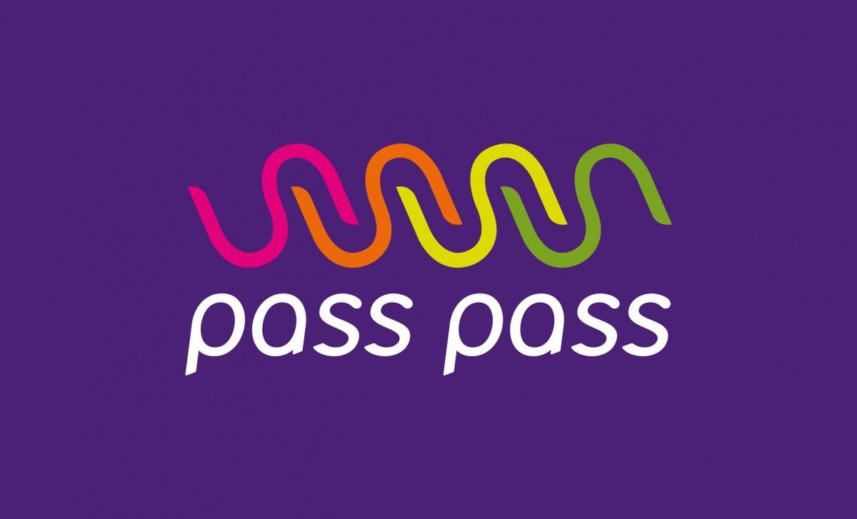 Logo der Ladekarte von Pass Pass