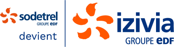 Logo der Ladekarte von Izivia Access