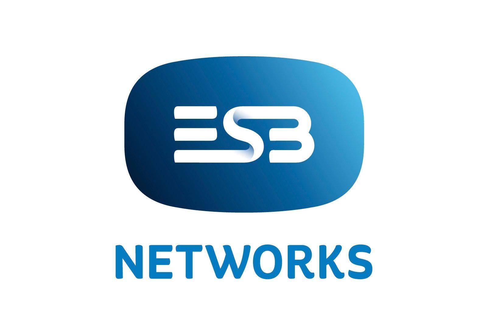 Logo der Ladekarte von ESB E-card