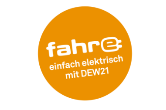 Logo der Ladekarte von DEW21 Fahr-E