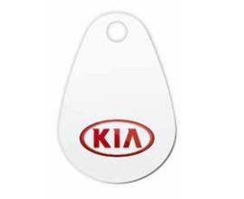 Logo der Ladekarte von Kia