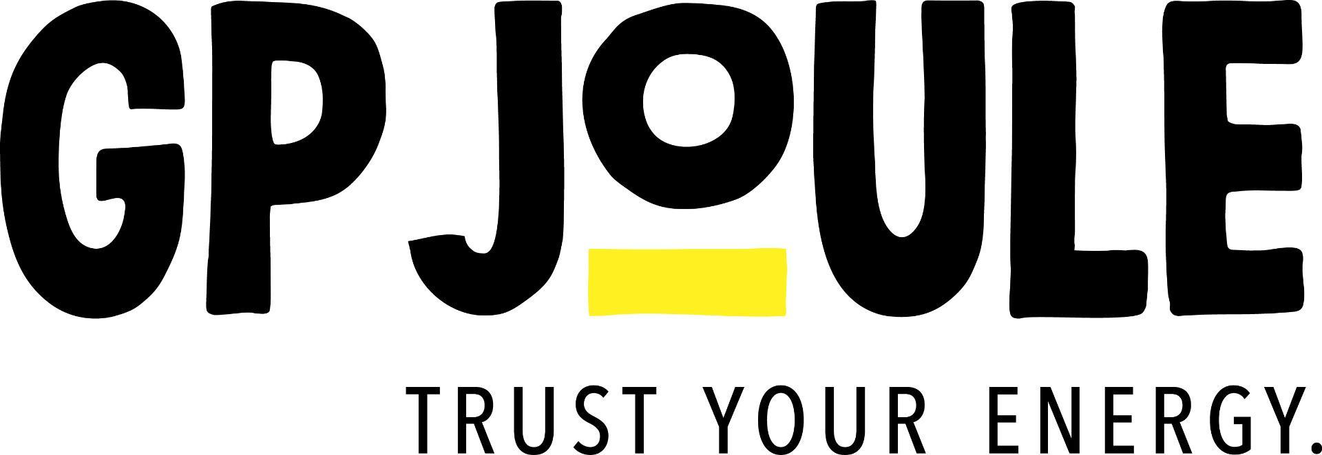 Logo der Ladekarte von GP Joule