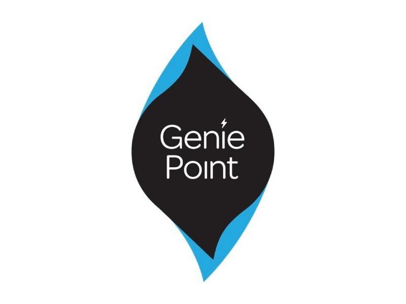 Logo der Ladekarte von GeniePoint