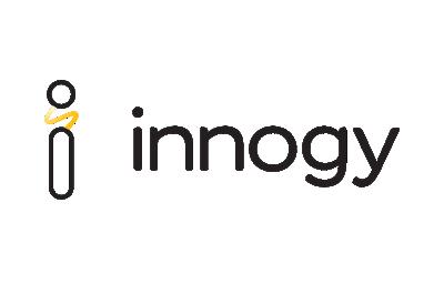 Logo der Ladekarte von Innogy eCharge+