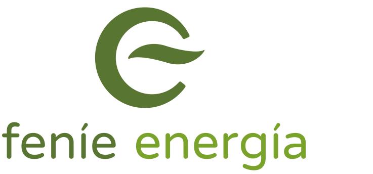 Logo der Ladekarte von Fenie Energia