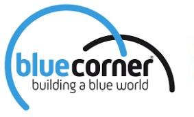 Logo der Ladekarte von Bluecorner starter