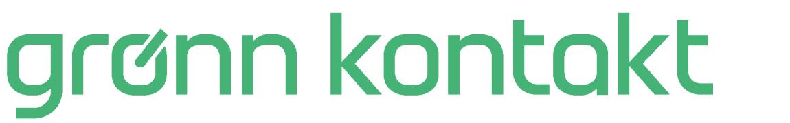 Logo der Ladekarte von Gronn Kontakt