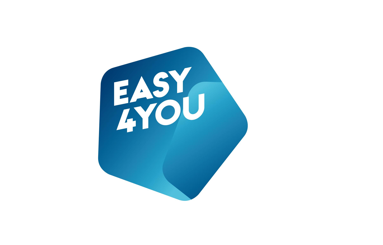 Logo der Ladekarte von Easy 4 You