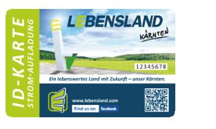 Logo der Ladekarte von Lebensland - SW Klagenfurt