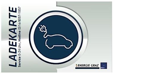 Logo der Ladekarte von Graz (Beö)