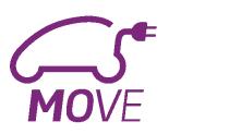 Logo der Ladekarte von MOVE Light