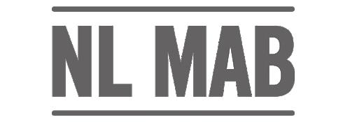 Logo der Ladekarte von NL MAB