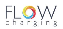 Logo der Ladekarte von Flow