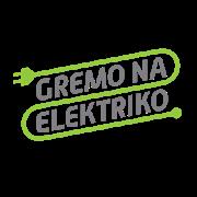 Logo der Ladekarte von Gremo na elektriko