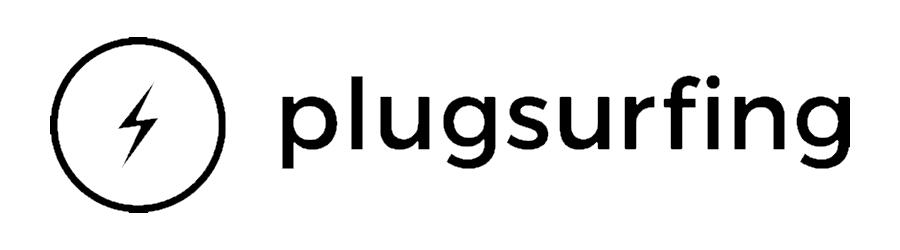 Logo der Ladekarte von Plugsurfing