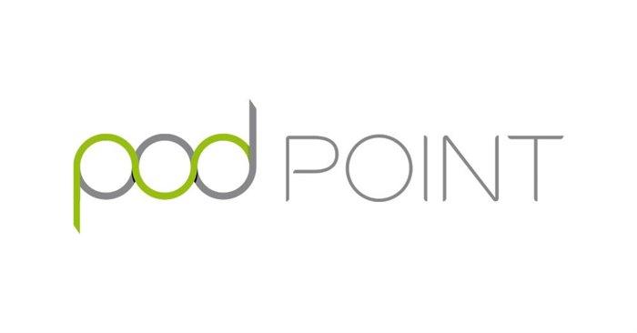 Logo der Ladekarte von PodPoint